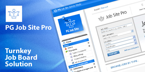 PG Job Site Pro 2008 Nulled